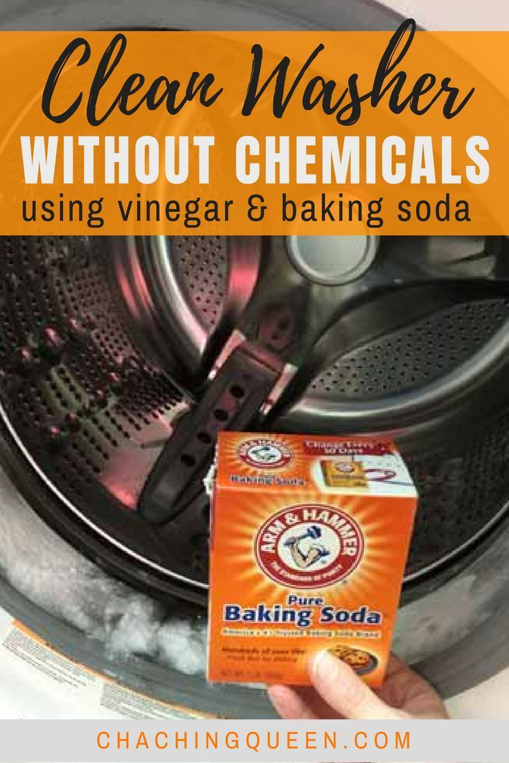 Guide On How To Clean Washing Machine With Vinegar And Baking Soda