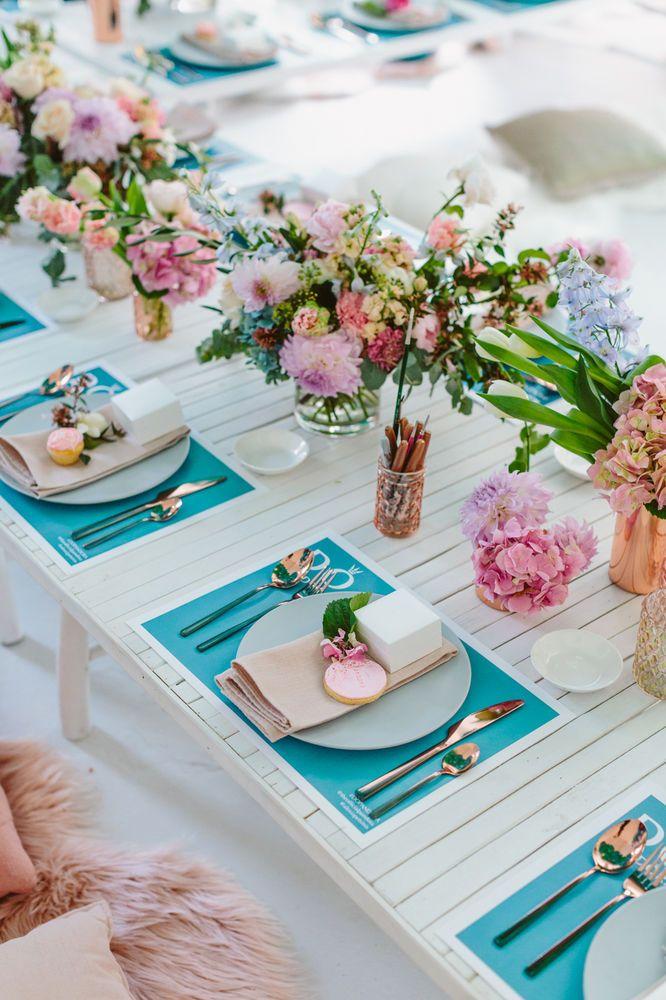 Best brunch table setting ideas on pinterest proper
