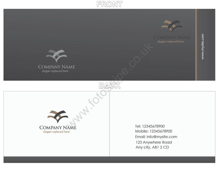 25 best folded business cards images on pinterest customise folded business cards with fotosnipe online add a crease to your card with our reheart Images