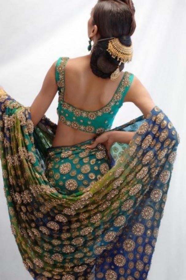 Indian fashion 2012 http://www.madryns.com