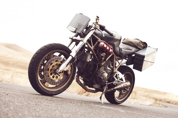 'The Operator' Ducati 900SS '99 | for Icon1000