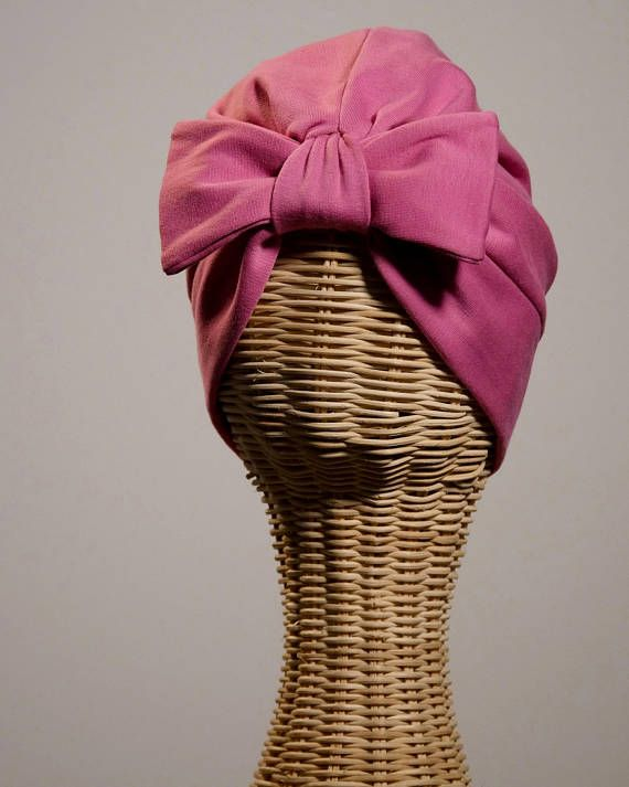 Bandalina Turban Vintage Rose