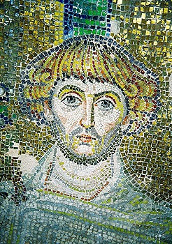 Saint, Byzantine mosaics, Rotond, Thessaloniki, Greece  http://wwwdelivery.superstock.com/WI/223/1566/200608/PreviewComp/SuperStock_1566-302135.jpg