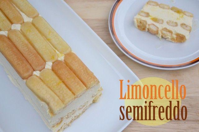 Limoncello Semifreddo