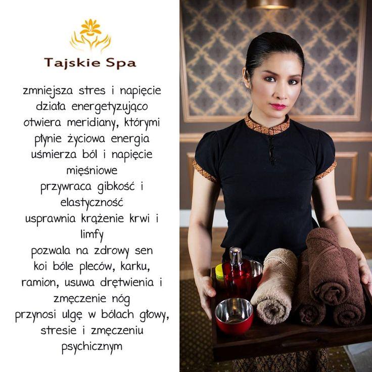 W salonie #masażu #Tajskie #Spa narodzisz się na nowo! Zapraszamy ➡ http://www.tajskiespa.pl/