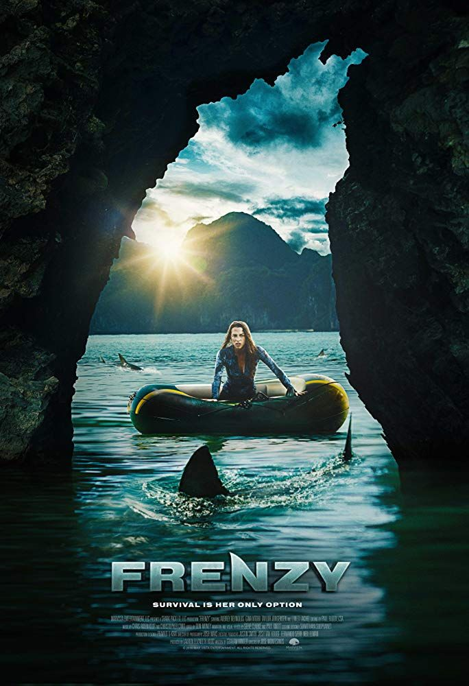 Frenzy Movie Trailer Https Teaser Trailer Com Movie Frenzy Frenzy Frenzymovie Sharks Aubreyreynolds Gi Adventure Movies Full Movies Movies To Watch