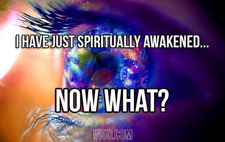 i have spiritually awakened dating