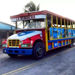 CHIVA RUMBERA - PARTY BUS- COLOMBIA