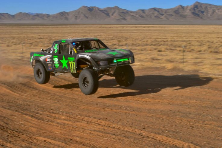 GreenArmy Motorsports Debut Pro-2 Trophy Truck Team at NDRA South Point Vegas 250  #knfilters