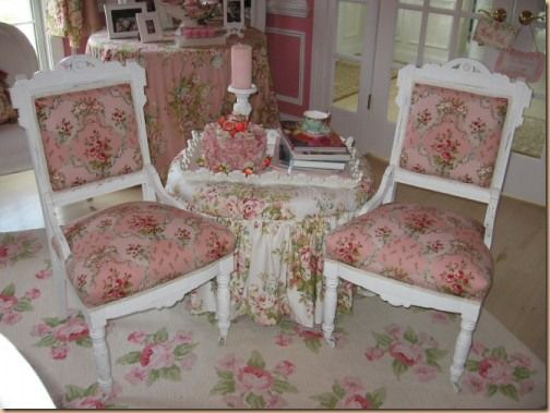 """Shabby Chic Rugs at Target 