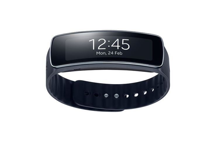 Samsung Galaxy Gear Fit SM-R350 Akıllı Saat Siyah ( Samsung Türkiye Garantilidir ) :: DEVesnaf
