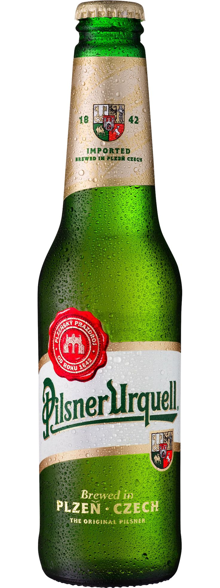 Pilsner Urquell ~ Yes indeed, I endorse this flavor.  My fave in the 'clear beers'.