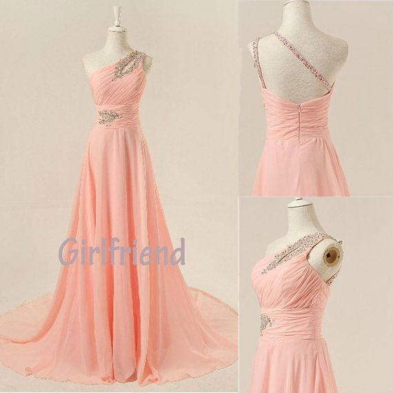 Gorgeous Coral gown