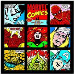Marvel Comics: Classic Comics Th, Ideas, Comics I, Superhero Comics, Comics Book, Decor Things, Art, Comics Graph, Comics Strips