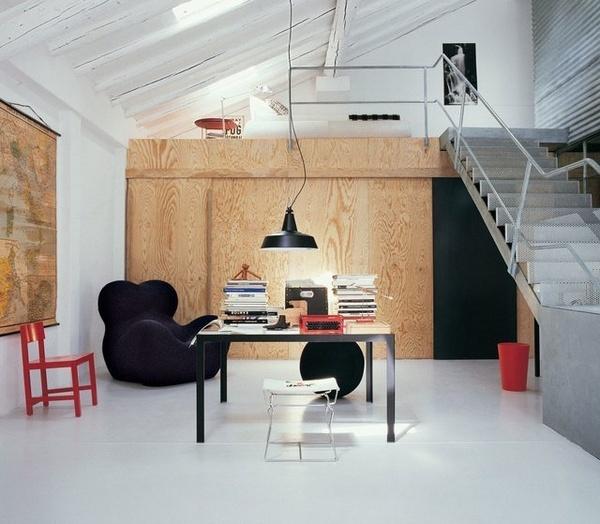 simpel home studio :)Bad Ass, Trav'Lin Lights, Chairs, Ass Bachelor, Living Room, Interiors Design, Wooden Wall, Bachelor Pads, Home Studios