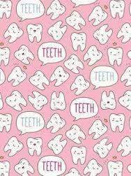 Resultado de imagem para wallpaper teeth