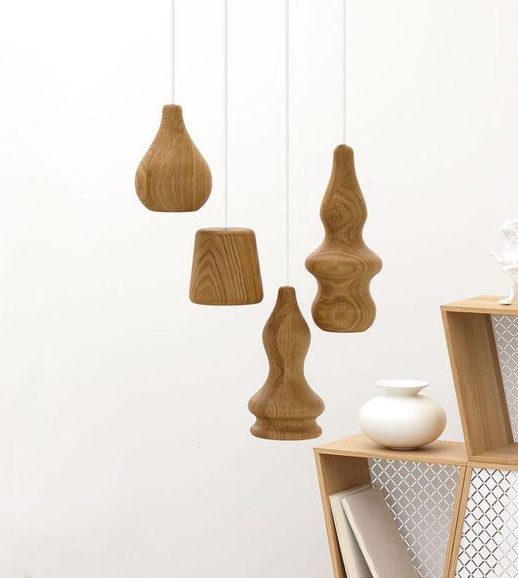 Fermetti Bulb Lights ~ via Contemporist