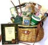Here Fishy Fishy: Fishing Gift Basket