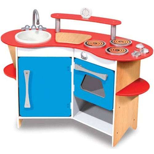 25 Best Small Wooden Play Kitchen For 2 6 Year Old Images
