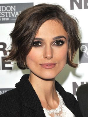 Keira Knightley again - site gives tips for how to achieve this look