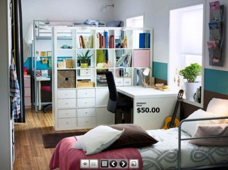 Bedroom Teenager - Home Design