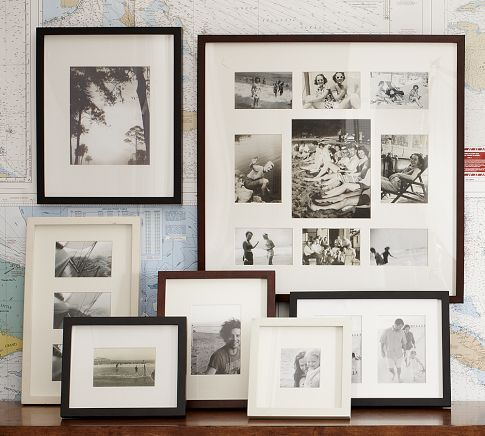 Wood Gallery Multiple Opening Frames Clic Architecture Pinterest Frame And Wall