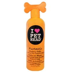Furtastic - Blueberry Muffin Crème Rinse for Curly & Long Coat - Grooming & Beauty - Pet Head Posh Puppy Boutique