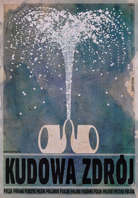 Ryszard Kaja, Polska - KUDOWA ZDRÓJ, 2016, Size: B1