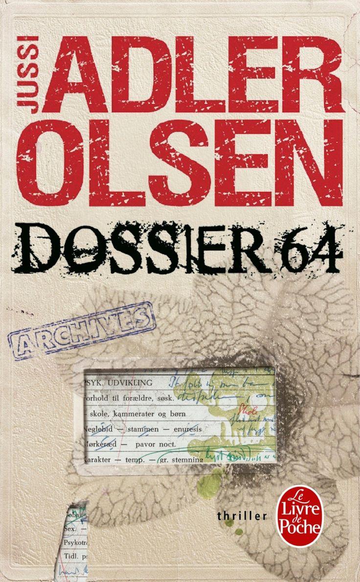 Amazon.fr - Dossier 64 - Jussi Adler-Olsen - Livres