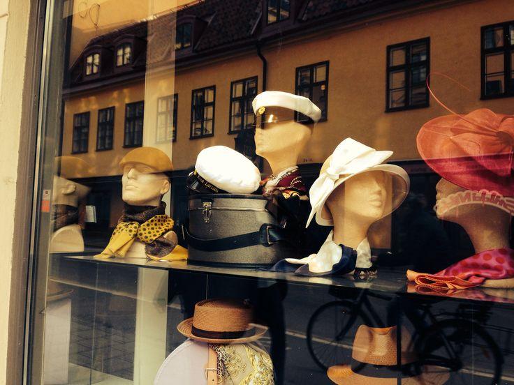 Hat shop Sodermalm Stockholm