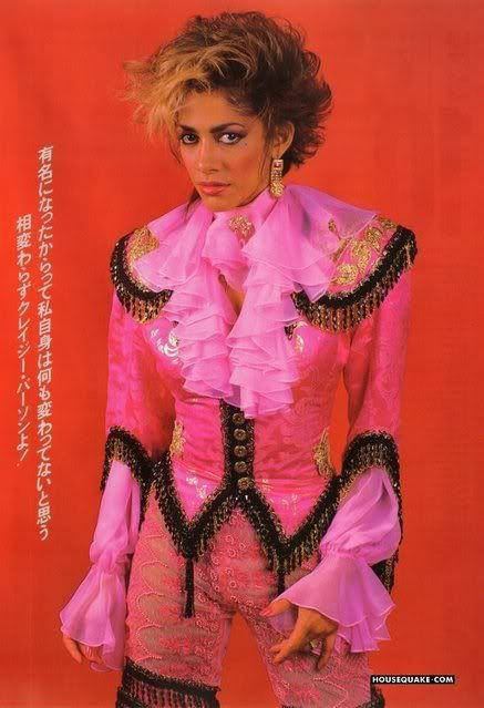 Sheila E. super rare Romance 1600 era photos! But the outfit... jeepers... probably the most ugliest thing I've ever seen... I think they went a little TOO far, probably at Sheila's request...