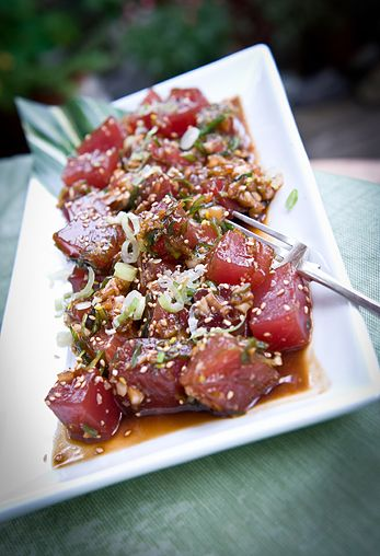 Photo of Tuna Poke
