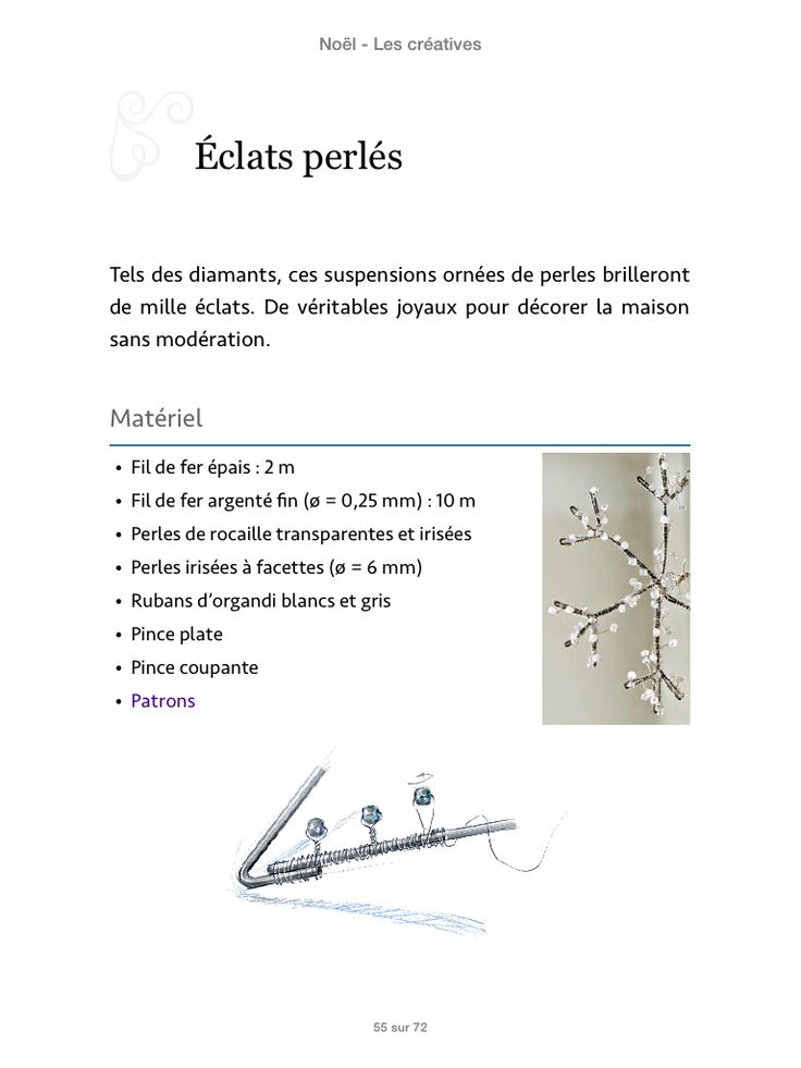 "ebook created by Audrey Keszek ""Noël - Les créatives"" -Marie Enderlen-Debuisson - Fleurus éditions #epub #livrenumérique #ebook"