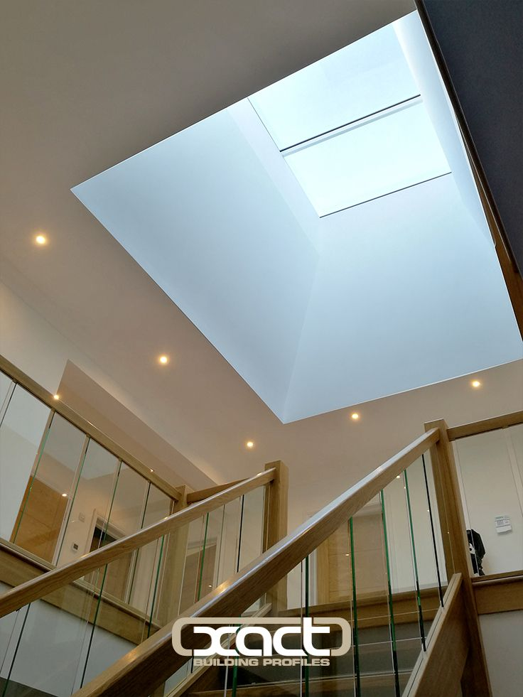 10 best XACT Aluminium Flat Roof Light images on Pinterest | Flat ...