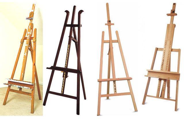 Comment choisir son chevalet d'atelier ? www.amylee.fr/2013/08/comment-choisir-son-chevalet-datelier/