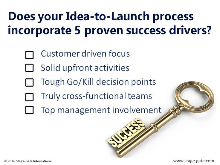 The Keys to Enhancing your Organization's Innovation Process Capability