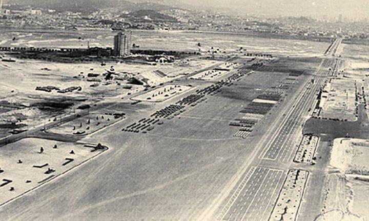 1971년 9월 완공된 여의도 5.16광장(현 여의도공원)