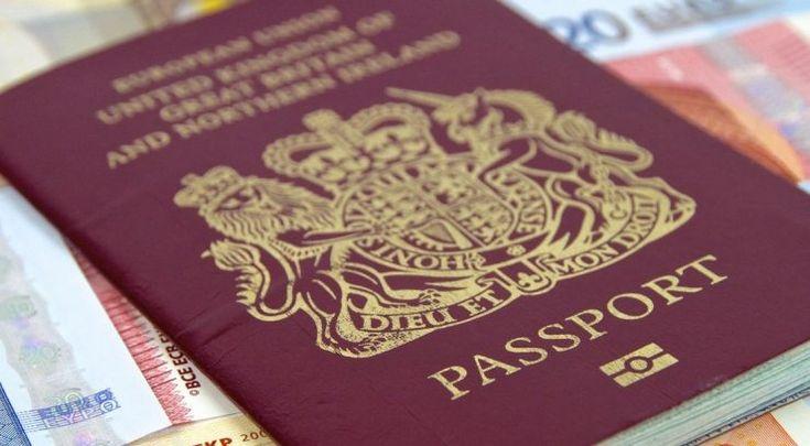 british nationality act 1981 (With images) Passport