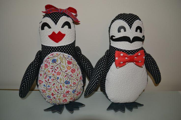 Poppy and Prescott the Penguins