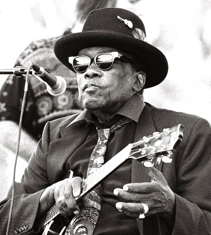 """The blues tells a story. Every line of the blues has a meaning"". -  John Lee Hooker"