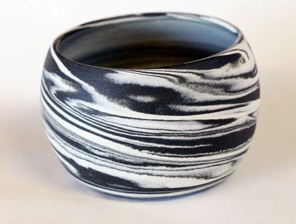 Ceramic Salt Bowl
