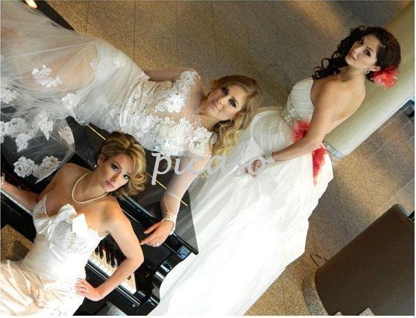 Behind-the-scenes: 2012 Winter/Spring Bride & Groom Canada: Toronto Edition. Cover shoot #Hair #makeup by Picaso Studios. #bride #bridal #bridalhair #bridalmakeup #bridalstyle #wedding #weddinghair #weddingmakeup #weddingstyle