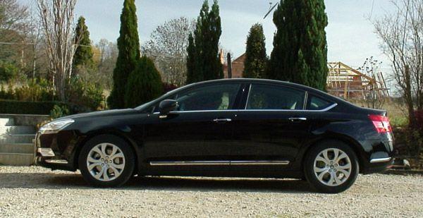 Annonce de vente de voiture occasion en tunisie CITROEN C5 Nabeul