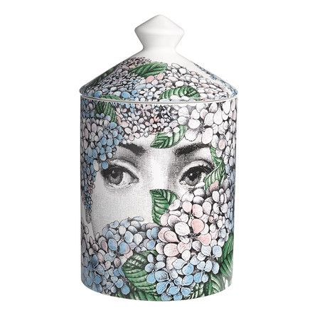 Buy Fornasetti Scented Candle - Ortensia  | Amara