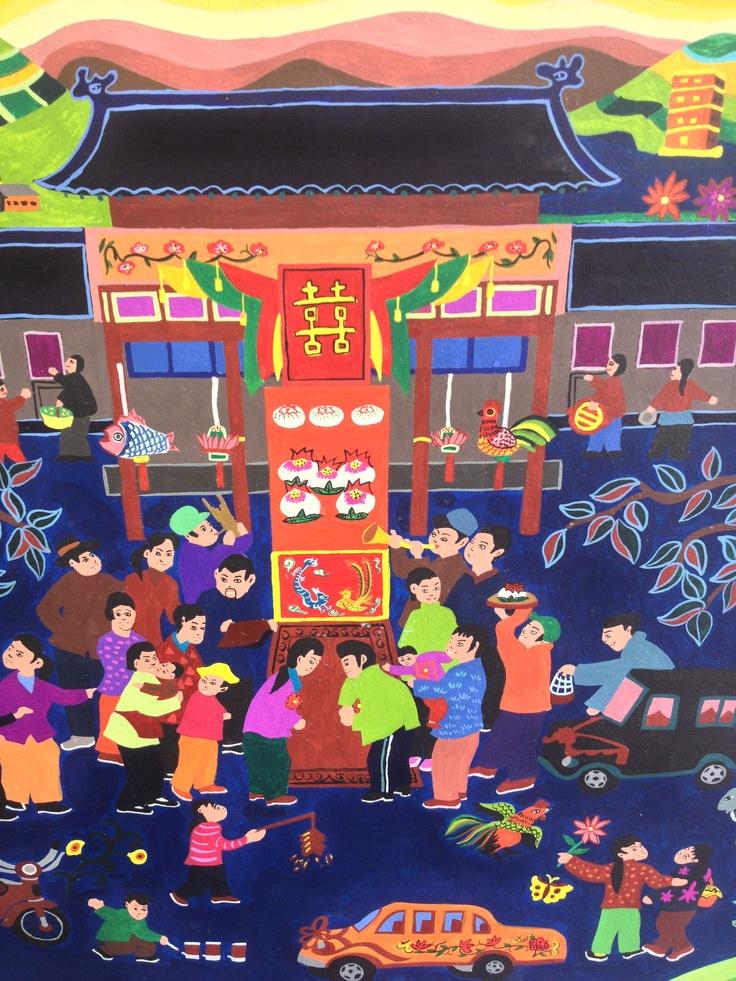 Chinese Street Art