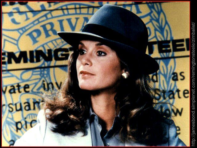 Remington Steele: Stephanie Zimbalist Picture Gallery #3