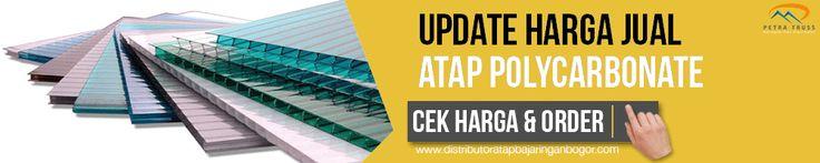Harga Atap Polycarbonate Murah Terbaru Bulan Mei 2017