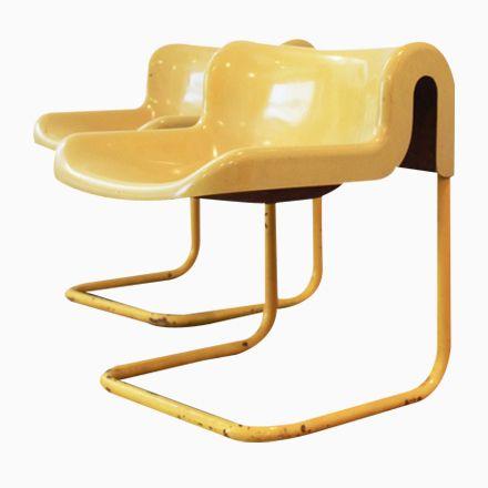 Glasfaser Stühle, 1970er, 2er Set Jetzt bestellen unter: https://moebel.ladendirekt.de/kueche-und-esszimmer/besteck-und-geschirr/glaeser/?uid=1236773b-dc1a-5809-b427-b9032d7504bd&utm_source=pinterest&utm_medium=pin&utm_campaign=boards #geschirr #kueche #glaeser #esszimmer #besteck