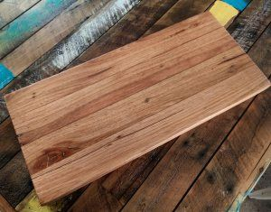 Recycled Ash chopping board