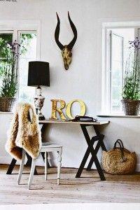 10 x Creatief met insecten, schedels en veren in je huis | NSMBL.nl